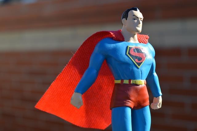 身体を守るヒーロー!