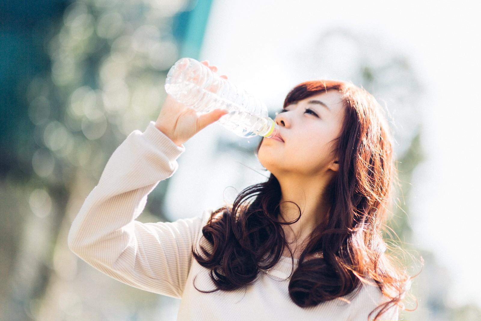 水分補給は大切だけど、ムダな水はいらない!